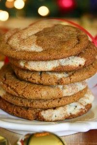 Gingerdoodles! - 300 Favorite Cookie Recipes - RecipePin.com