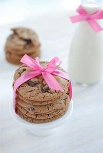 Triple Chocolate Malt Cookies - 300 Favorite Cookie Recipes - RecipePin.com