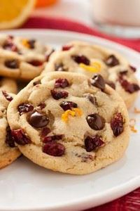 Cooking Classy: Orange Cranberry C - 300 Favorite Cookie Recipes - RecipePin.com