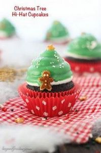 These adorable cupcakes are topped - 280 Cupcake Recipes - RecipePin.com
