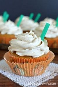 These delicious cupcakes are a cop - 280 Cupcake Recipes - RecipePin.com