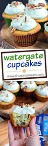 You're going to LOVE these Waterga - 280 Cupcake Recipes - RecipePin.com