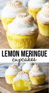 A cheery and delicious treat! Thes - 280 Cupcake Recipes - RecipePin.com