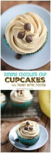 The epitome of decadence! These Ba - 280 Cupcake Recipes - RecipePin.com