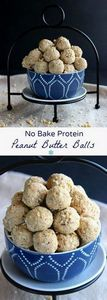 Have a little snack to give you en - 240 Desserts with Peanut Butter Or Nut Butter - RecipePin.com