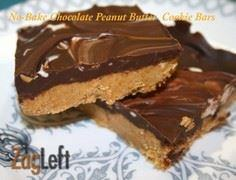 No-Bake Chocolate Peanut Butter Co - 240 Desserts with Peanut Butter Or Nut Butter - RecipePin.com