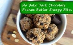 No ­Bake Dark Chocolate Peanut But - 240 Desserts with Peanut Butter Or Nut Butter - RecipePin.com