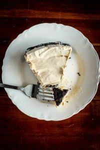 peanut butter pie with Oreo crust, - 240 Desserts with Peanut Butter Or Nut Butter - RecipePin.com
