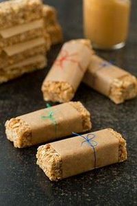 peanut butter granola bars - 240 Desserts with Peanut Butter Or Nut Butter - RecipePin.com