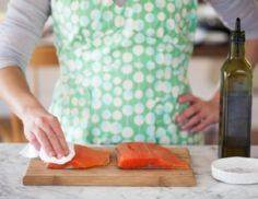 How To Cook Salmon in the Oven — C - 400 Dog Food And Dog Treat Recipes - RecipePin.com