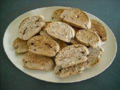 Gourmet Apple Cinnamon Biscotti Do - 400 Dog Food And Dog Treat Recipes - RecipePin.com