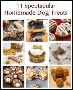 Here's a fun collections of specia - 400 Dog Food And Dog Treat Recipes - RecipePin.com