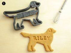 Custom Dog Breed Cookie Cutters fr - 400 Dog Food And Dog Treat Recipes - RecipePin.com