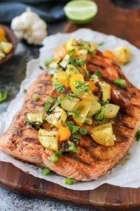 How to Perfectly Grill Salmon | Th - 275 Fish Recipes - RecipePin.com