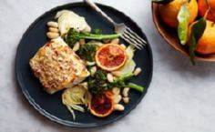 Broiled Cod With Fennel and Orange - 275 Fish Recipes - RecipePin.com
