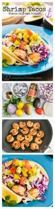 You have to try these! Shrimp Taco - 275 Fish Recipes - RecipePin.com