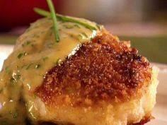 Seared Cod with Chive Butter Sauce - 275 Fish Recipes - RecipePin.com
