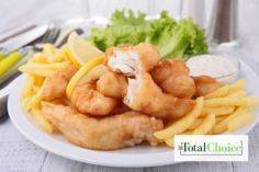 Total Choice Baked Fish and Chips: - 275 Fish Recipes - RecipePin.com
