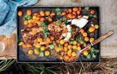 Slow-Roasted Black Cod With Red Ch - 275 Fish Recipes - RecipePin.com