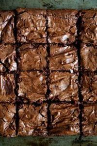 Flourless Double Chocolate Brownie - 275 Gluten Free Recipes - RecipePin.com