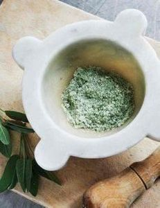 How to Make Herb Salt (Knowing how - 275 Gluten Free Recipes - RecipePin.com