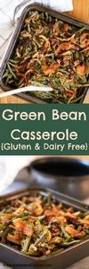 This Green Bean Casserole is so cr - 195 Green Bean Recipes - RecipePin.com