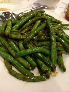 String Beans in Garlic Sauce | Asi - 195 Green Bean Recipes - RecipePin.com