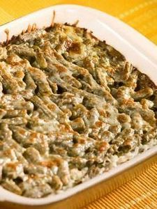 A Twist On The Classic Casserole:  - 195 Green Bean Recipes - RecipePin.com