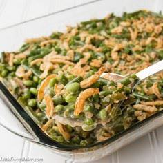 GREEN BEAN EDAMAME CASSEROLE. A ne - 195 Green Bean Recipes - RecipePin.com