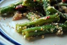 two of my favorite things- green b - 195 Green Bean Recipes - RecipePin.com
