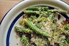 Apple cider green beans with bacon - 195 Green Bean Recipes - RecipePin.com