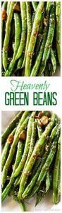 Heavenly Green Beans - this Asian  - 195 Green Bean Recipes - RecipePin.com
