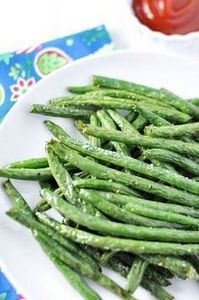 Forget Potato Fries, Make Some Gre - 195 Green Bean Recipes - RecipePin.com