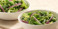Green Bean Caesar Salad Recipe - 195 Green Bean Recipes - RecipePin.com