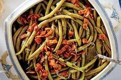 Slow-Cooker Green Beans - Our 50 B - 195 Green Bean Recipes - RecipePin.com