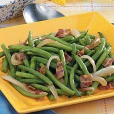 Beans 'n' Caramelized Onions Recip - 195 Green Bean Recipes - RecipePin.com