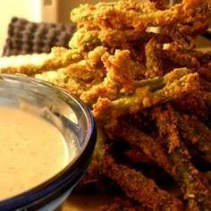 Green Bean Fries - 195 Green Bean Recipes - RecipePin.com