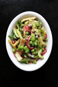 Summer Bean Salad Recipe | SAVEUR - 195 Green Bean Recipes - RecipePin.com