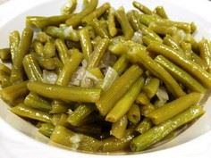 Southern Style Green Beans - 195 Green Bean Recipes - RecipePin.com