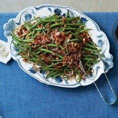 Balsamic Green Beans - 102 Best Th - 195 Green Bean Recipes - RecipePin.com
