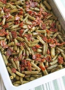 Arkansas Green Beans - 5 (15-ounce - 195 Green Bean Recipes - RecipePin.com
