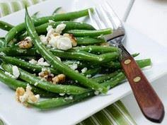 Lebanese Green Bean Salad Recipe - 195 Green Bean Recipes - RecipePin.com
