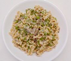 Vegan Creamy Mafalda Pasta With Gr - 195 Green Bean Recipes - RecipePin.com
