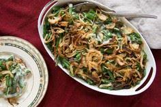 Green Bean Casserole Recipe | SAVE - 195 Green Bean Recipes - RecipePin.com