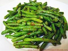 szechuan-style spicy green beans ( - 195 Green Bean Recipes - RecipePin.com