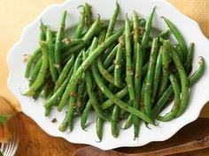 Green Beans with Glazed Shallots i - 195 Green Bean Recipes - RecipePin.com