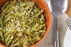 Herbed Green Bean Casserole - 195 Green Bean Recipes - RecipePin.com