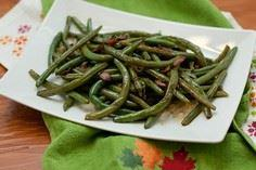 Apple Cider Vinegar Glazed Green B - 195 Green Bean Recipes - RecipePin.com