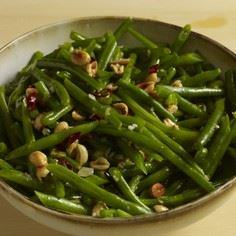 green beans with peanuts and chile - 195 Green Bean Recipes - RecipePin.com