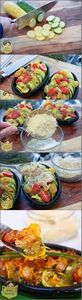 Parmesan Zucchini Gratin - A step- - 300 Healthy Dinner Recipes - RecipePin.com